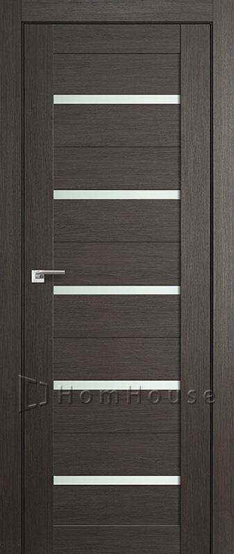 Дверь 7X Грей Кроскут