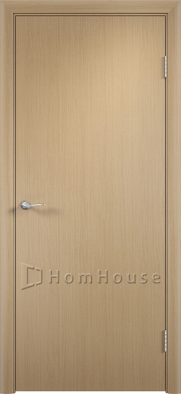 Дверь беленый дуб