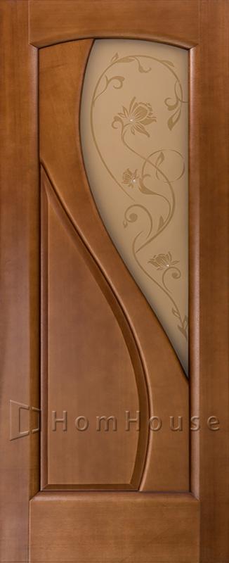 Дверь Версаль Тёмный анегри