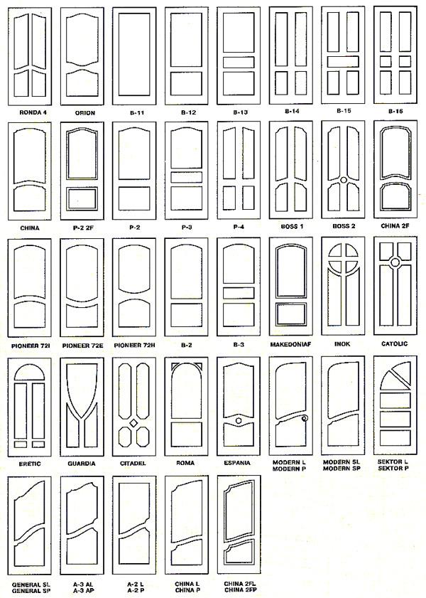 образцы орнамента на металлическую дверь