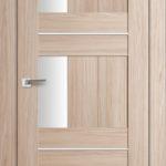 Дверь 35X Капучино Мелинга
