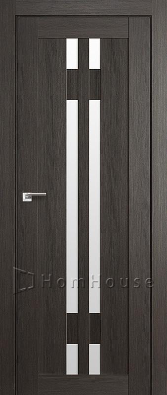 Дверь 40X Грей Кроскут