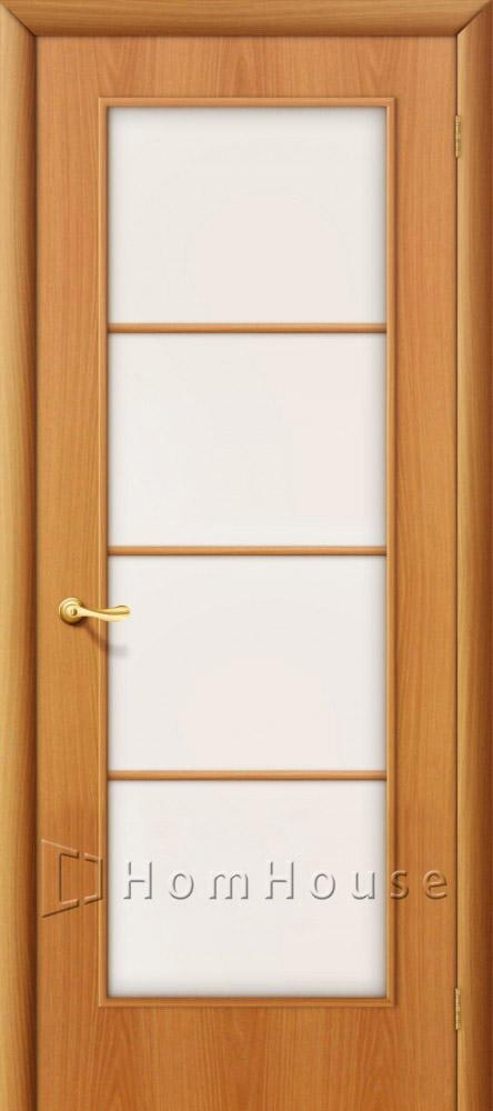 межкомнатные двери Миланский орех
