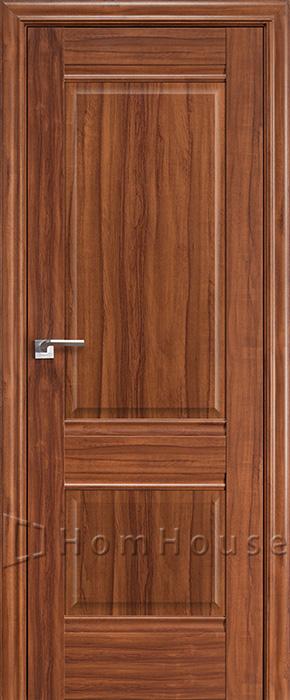 Межкомнатная дверь 1X Орех Амари