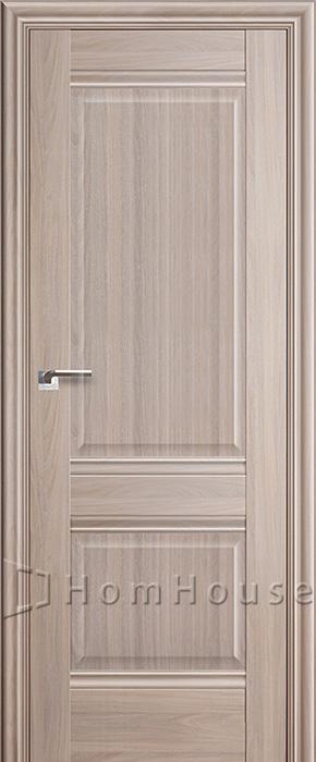 Межкомнатная дверь 1X Орех Пекан