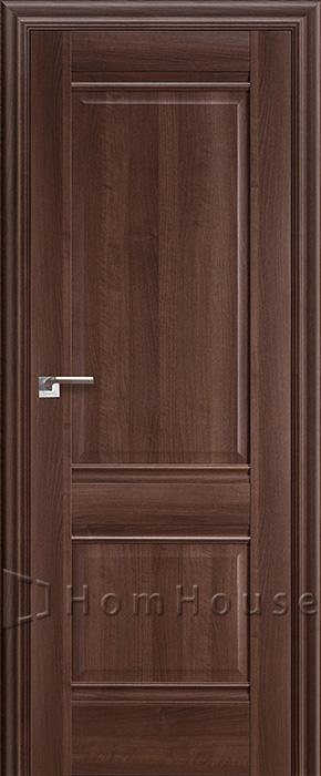 Межкомнатная дверь 1X Орех Сиена