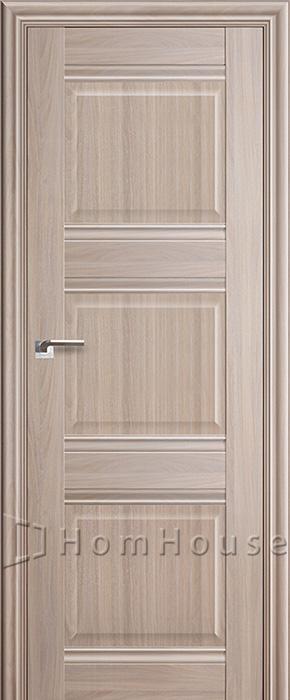 Межкомнатная дверь 3X Орех Пекан