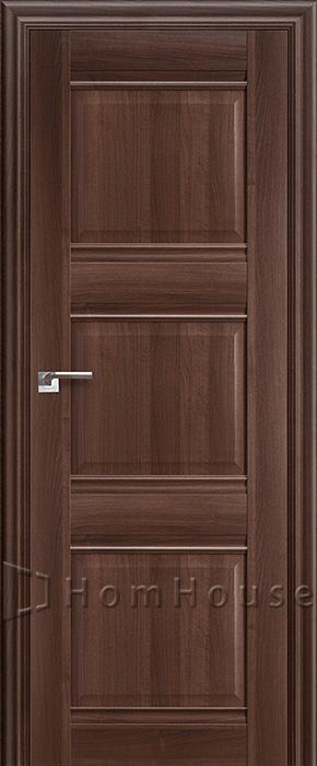 Межкомнатная дверь 3X Орех Сиена