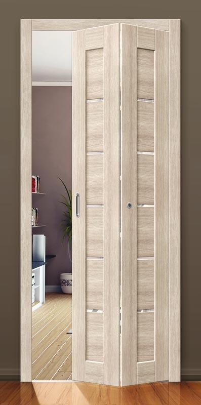 межкомнатная складная дверь