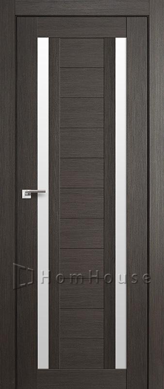 Дверь 15X Грей Кроскут