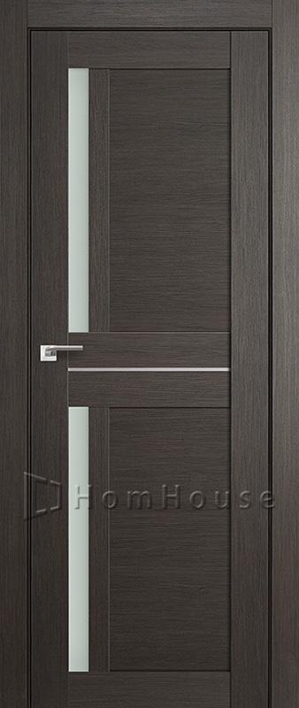 Дверь 19X Грей Кроскут