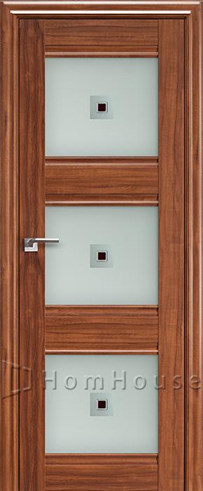 Межкомнатная дверь 4X Орех Амари