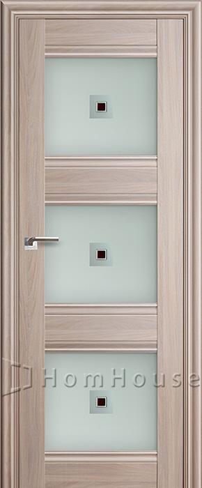 Межкомнатная дверь 4X Орех Пекан