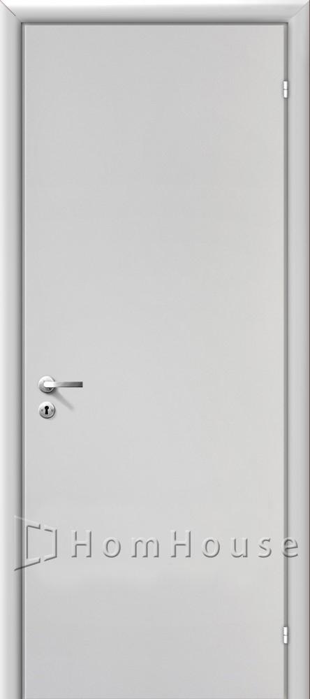строительные двери белый
