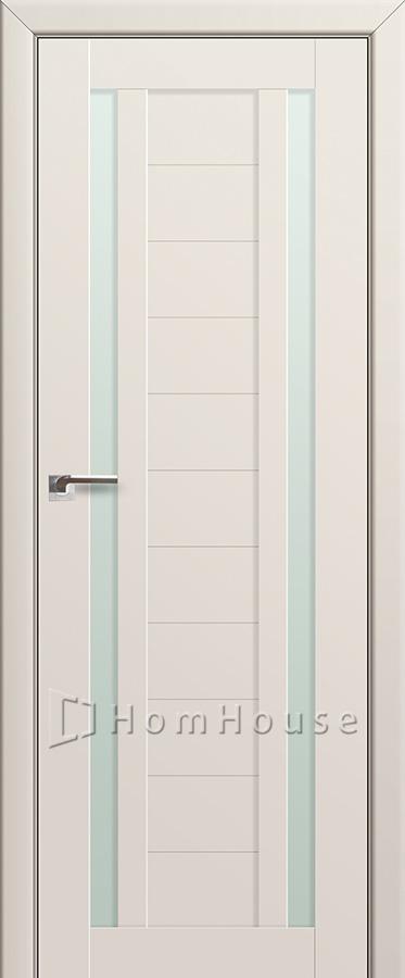Дверь 15U Магнолия Сатинат