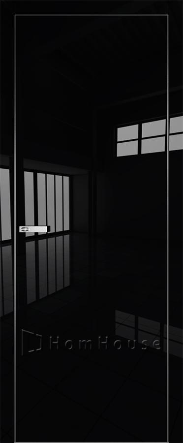 1VG Черный глянец