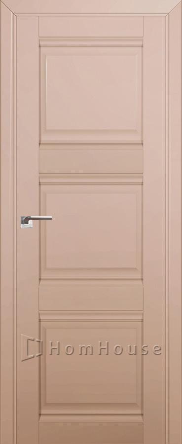 Дверь 3U Капучино Сатинат