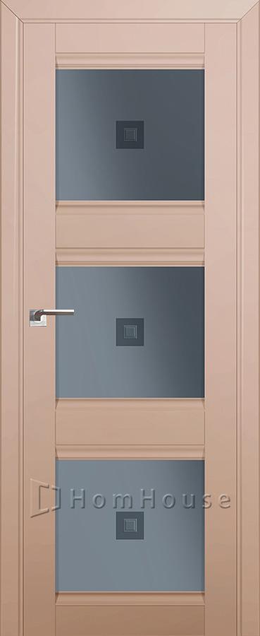 Дверь 4U Капучино Сатинат