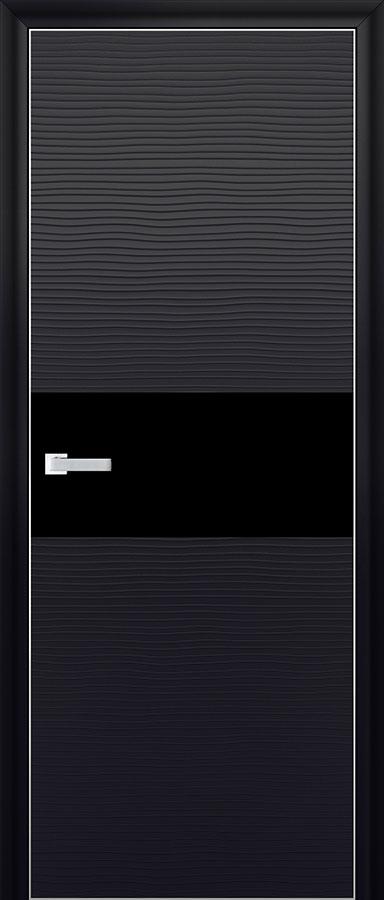 4d-черная-волна-черный-лак