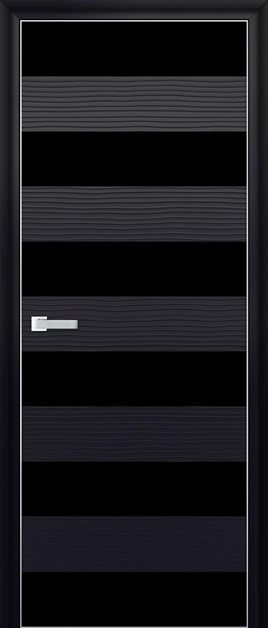 8d-черная-волна-черный-лак