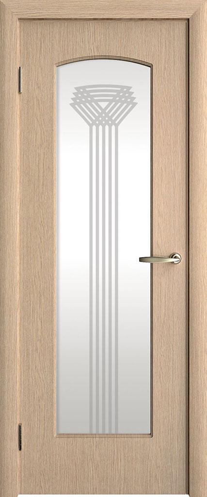 Дверь пвх Фонтан