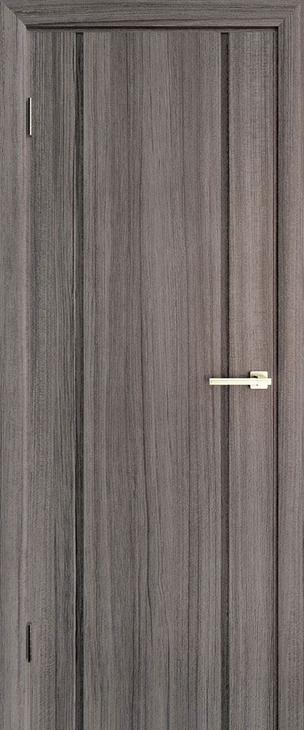 Межкомнатная дверь Сандал серый