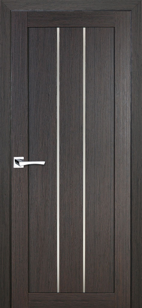 Двери экошпон Степ 02 Венге