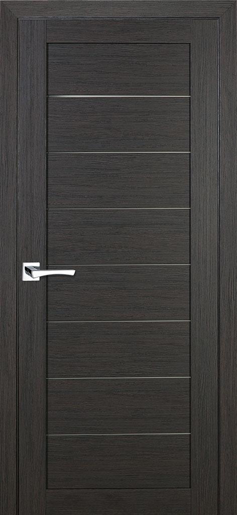 Двери экошпон Степ 08 Венге