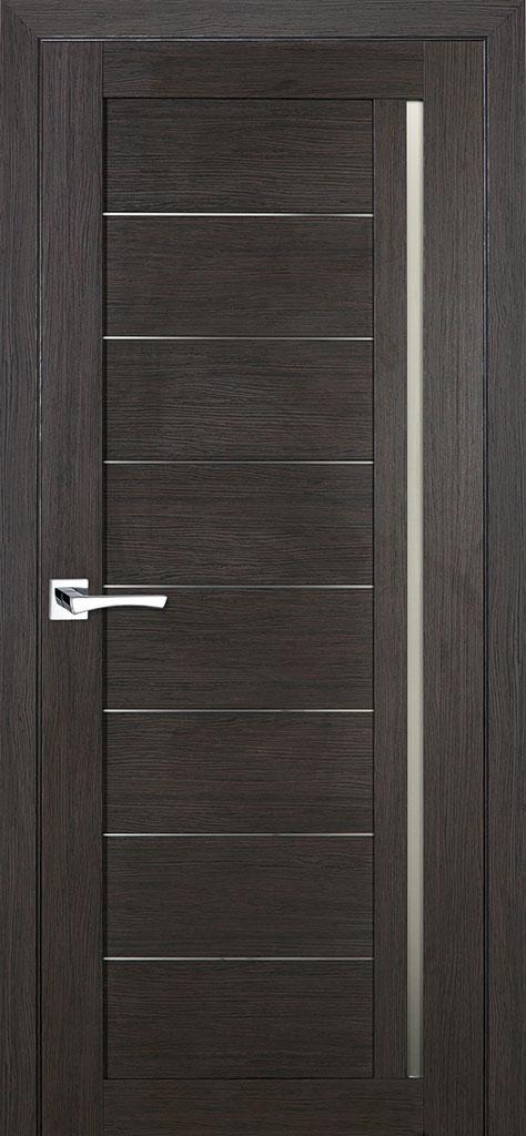 Двери экошпон Степ 41 Венге