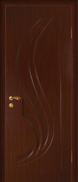 дверь пвх трио венге