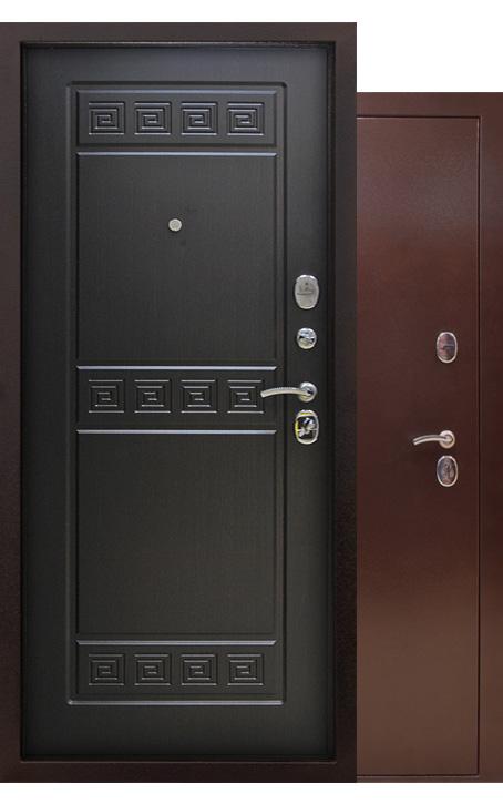 Входная дверь Троя венге