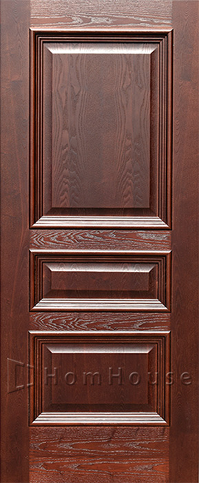 Дверь Равена дуб коньяк