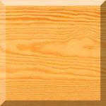 сосна с лаковым покрытием  - натуральное дерево