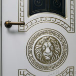 Межкомнатная дверь Леон Слоновая кость