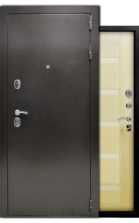 Входная дверь Люкс 3 контура