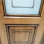 Межкомнатная дверь Тоскания Дуб светлый