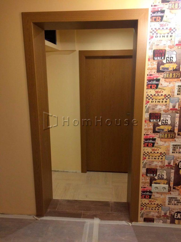 установленные двери нашего магазина