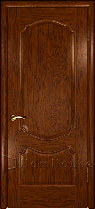 Дверь Венеция Дуб сандал