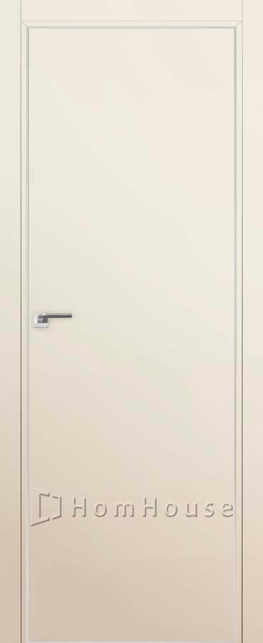 Дверь 1E Магнолия сатинат
