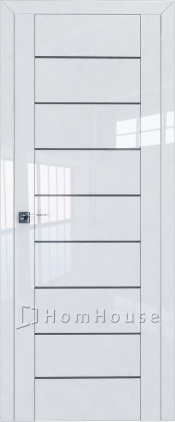 Дверь 45L БЕЛЫЙ ЛЮКС