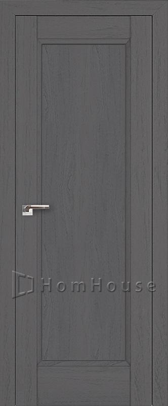 Межкомнатная дверь 100X Пекан темный