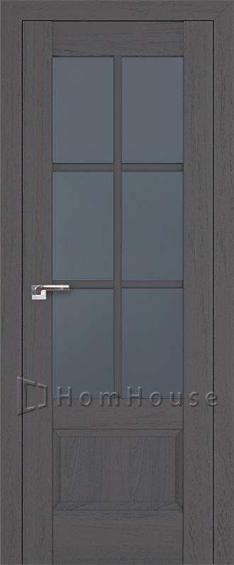 Межкомнатная дверь 103X Пекан темный