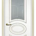 Дверь Смальта 03 Белый