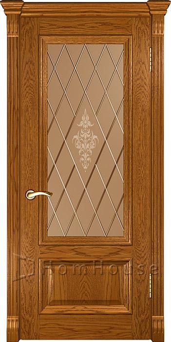 Дверь Фараон Дуб золотистый