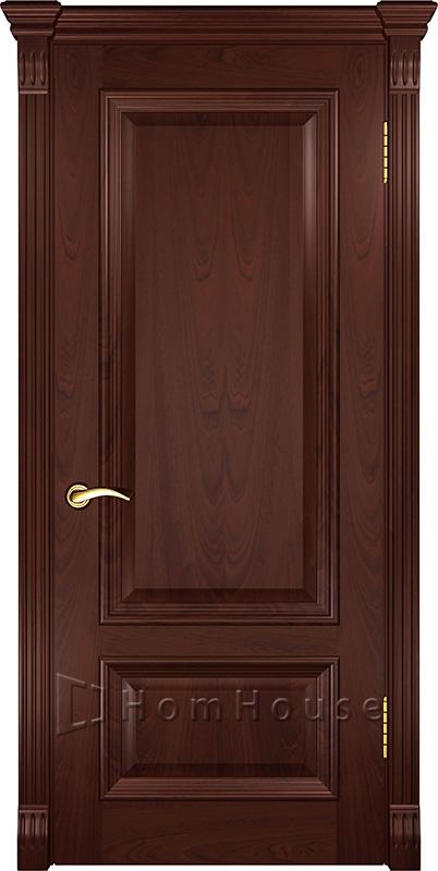 Дверь Фараон Красное дерево