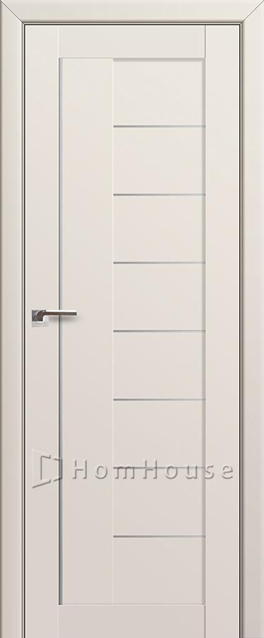 Дверь 17U Магнолия Сатинат