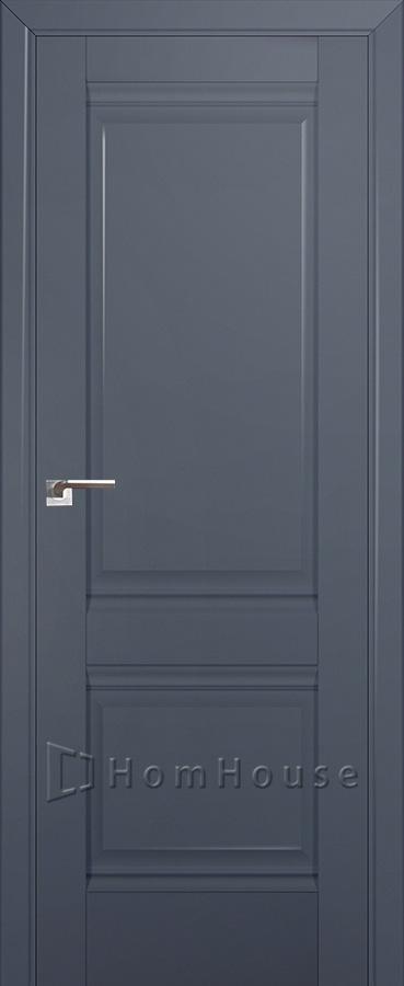 Дверь 1U Антрацит