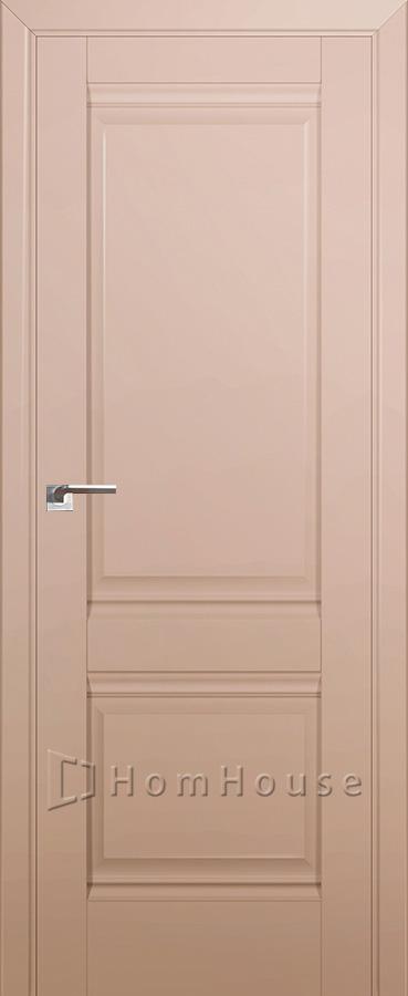 Дверь 1U Капучино Сатинат