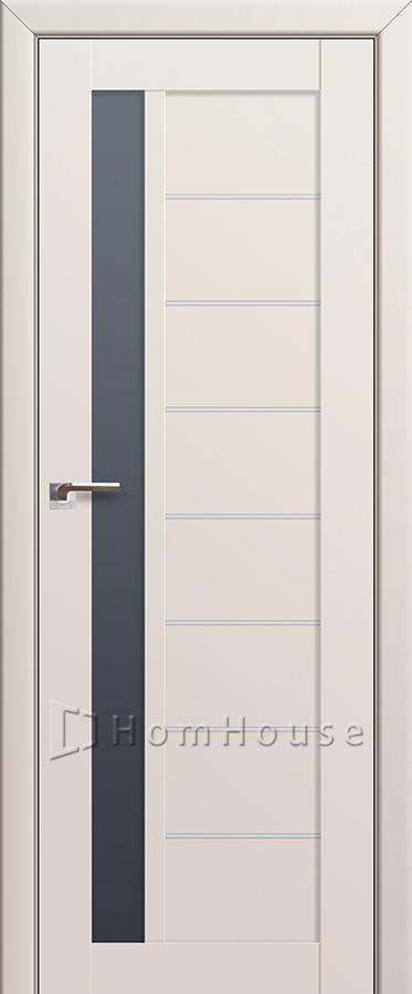 Дверь 37U Магнолия Сатинат