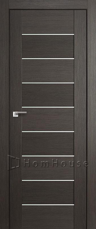 Дверь 45X Грей Кроскут